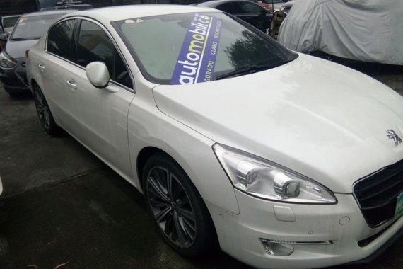 2012 Peugeot 508 for sale