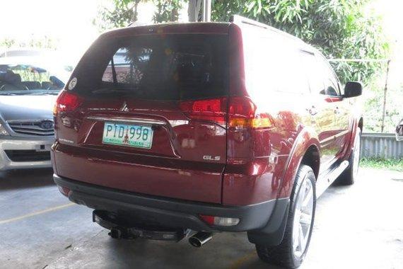 2011 Mitsubishi Montero Sport for sale