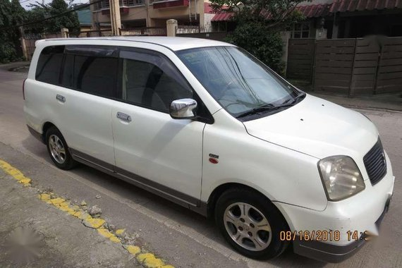 Mitsubishi Dion top condition Rush for sale