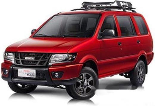 Isuzu Crosswind Sportivo X Black Series 2018 for sale