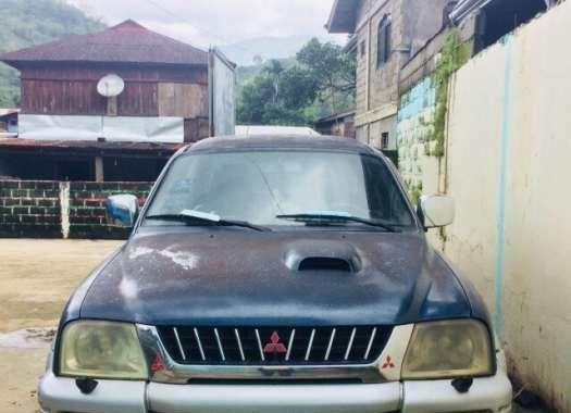 Strada Mitsubishi 4x4 1958  for sale