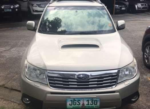 2011 Subaru Forester XT for sale