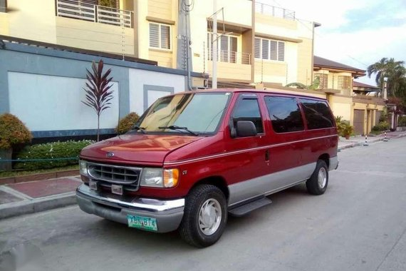 2002 ford e150  for sale