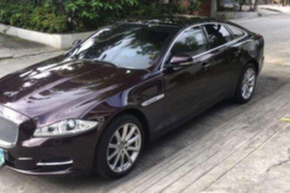 2013 jaguar XJ 20kms porsche ferrari bmw benz
