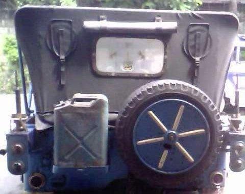 original McArthur Willys type jeep