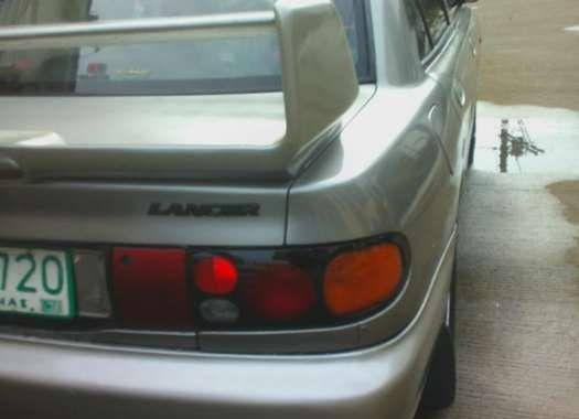 Mitsubishi Lancer 1992 Silver For Sale