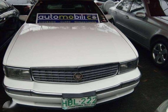 1994 Cadillac Deville V8 Gas AT For Sale