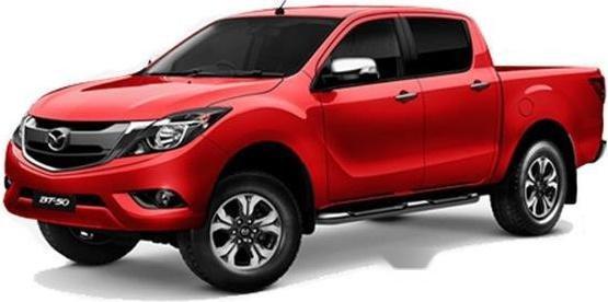 Mazda Bt-50 2018 for sale