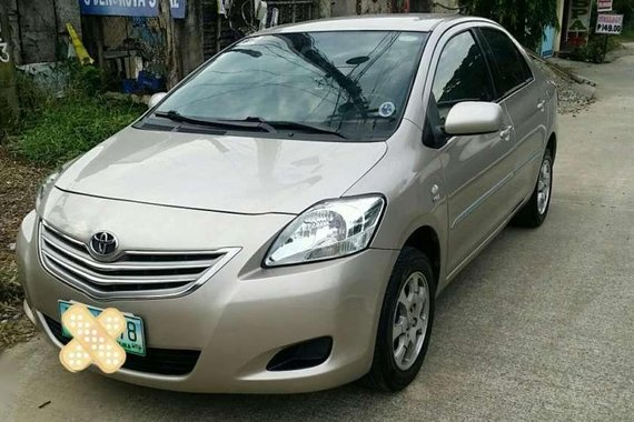 TOYOTA Vios 2011 matic FOR SALE