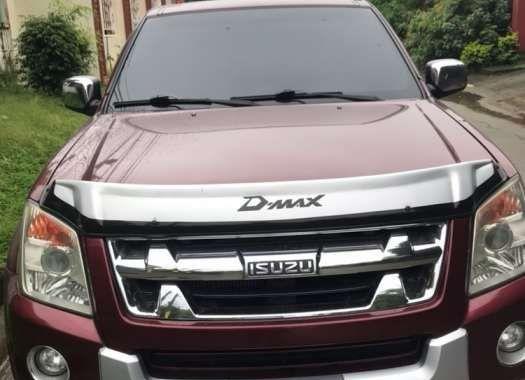 Isuzu Dmax LS 2011 4x2 3.0L 5speed manual