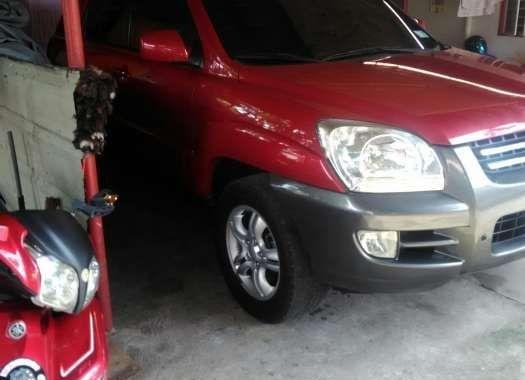 Kia Sportage gasoline 20 automatic 2007 sale or swap