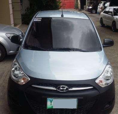 2012 Hyundai i10 11L MT for sale