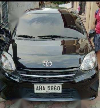 Toyota Wigo e 2015 Well maintained