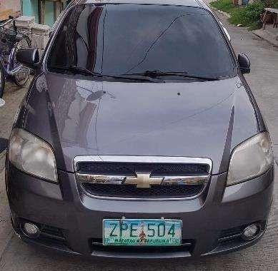 Chevrolet Aveo 2008 Model For Sale