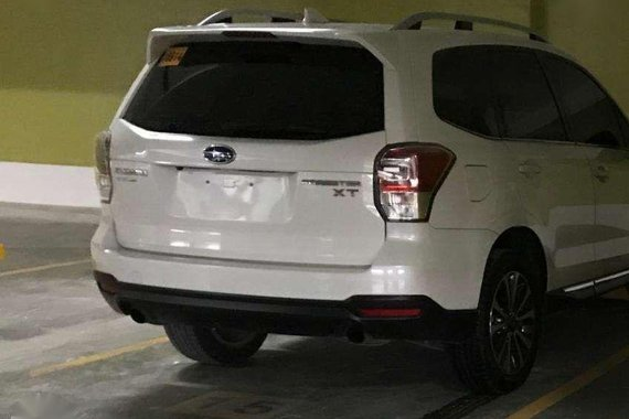2016 Subaru Forester 2.0 XT (Turbo) FOR SALE