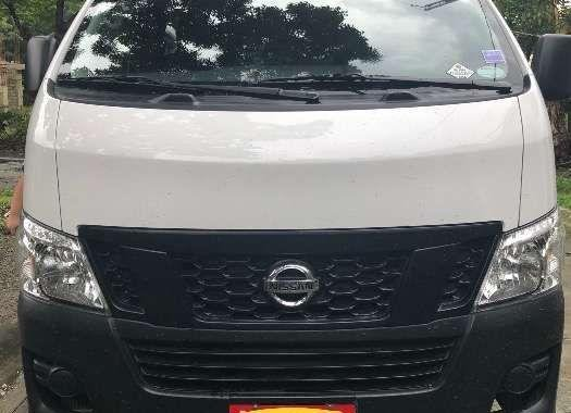 2017 NISSAN NV 350 Nissan slightly used