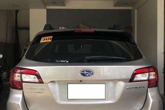2016 Sabaru Outback for sale