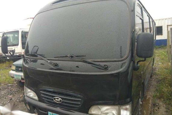 Hyundai County Bus for sale!