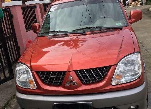 Mitsubishi Adventure 2006 for sale