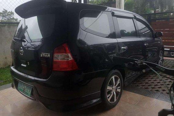 2012 Nissan Grand Livina for sale