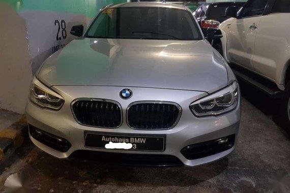 BMW 118i  2016 Model For Sale