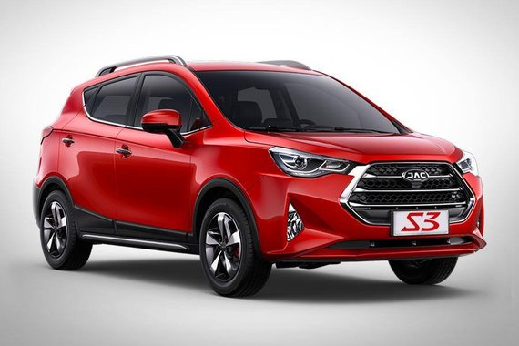 2018 JAC S3 A/T COMPACT SUV New For Sale