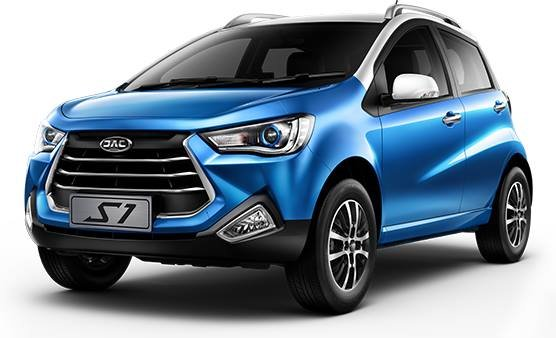 JAC S1 MODEL Blue New 2018 For Sale