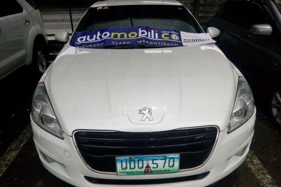 2012 Peugeot 508 White For Sale