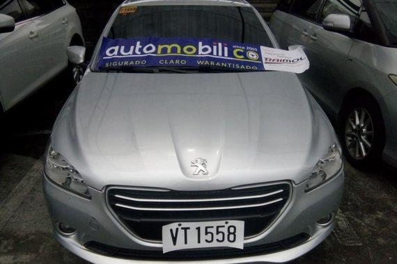 2016 Peugeot 301 Gasoline MT For Sale