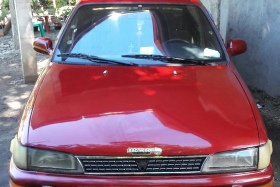 1995 Toyota Corolla Red For Sale