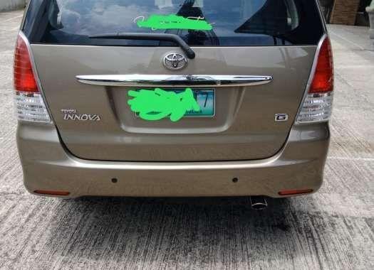 2010 Toyota Innova g gas FOR SALE