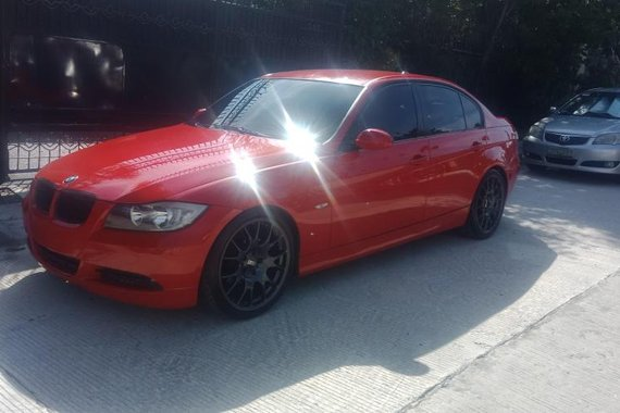 2007 Bmw 320I Gasoline Automatic for sale