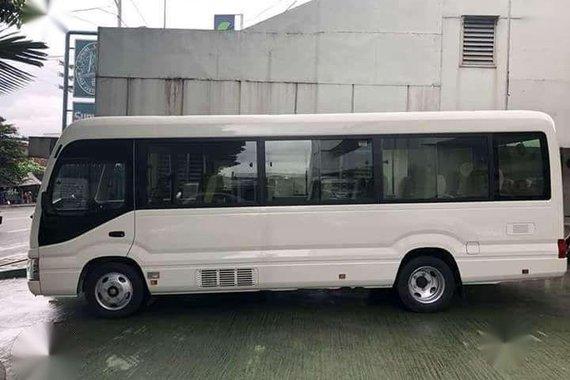 2018 Toyota Coaster 22 Seaters diesel