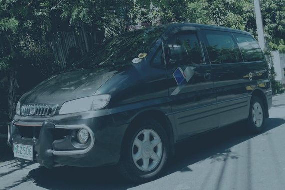 Hyundai Starex 1999 For Sale