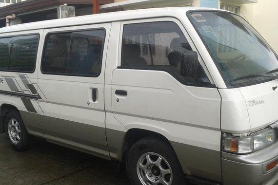 Nissan Urvan Escapade 2014 For Sale