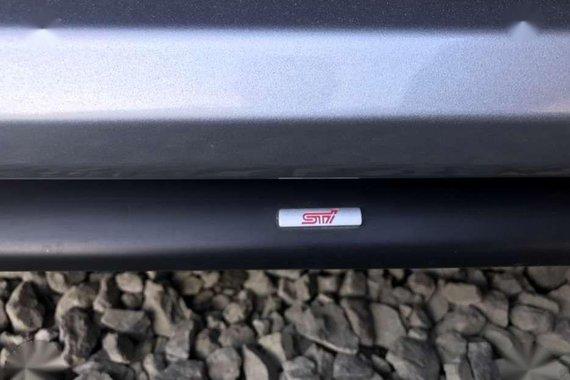 2012 Subaru Impreza ALL WHEEL DRIVE Manual Transmission