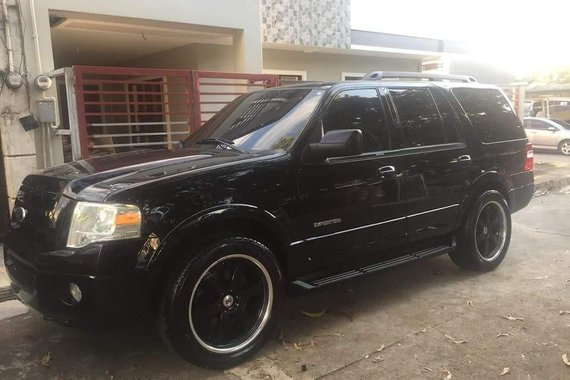 Ford Expedition 2009 Automatic Gasoline P850,000