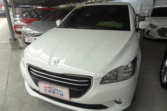 2015 Peugeot 301 Automatic Gasoline well maintained