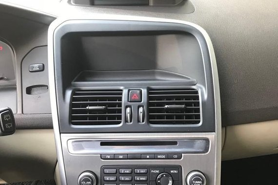 Volvo Xc60 2011 Gasoline Automatic Black
