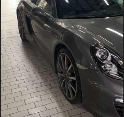 2014 Porsche Boxster S only 7500 kms