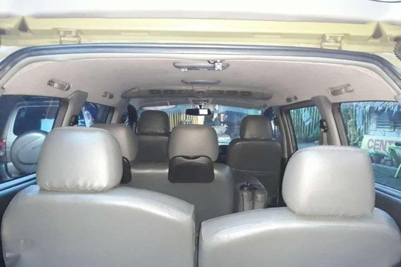 2002 Hyundai Starex svx local FOR SALE