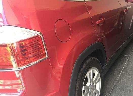 2014 Chevrolet Orlando Top of the line