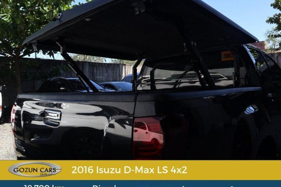2016 Isuzu D- Max for sale