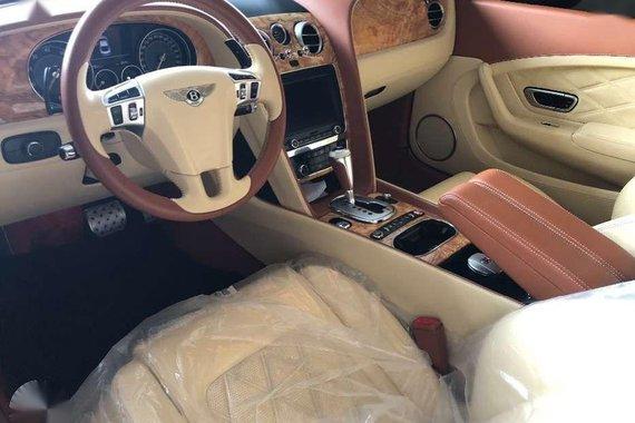 2015 BENTLEY GT Continental V12 6.0L FOR SALE