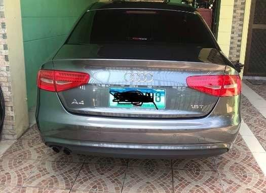 2013 Audi A4 tfsi FOR SALE
