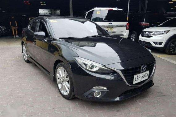 2016 Mazda3 R20 sky active automatic super power tech