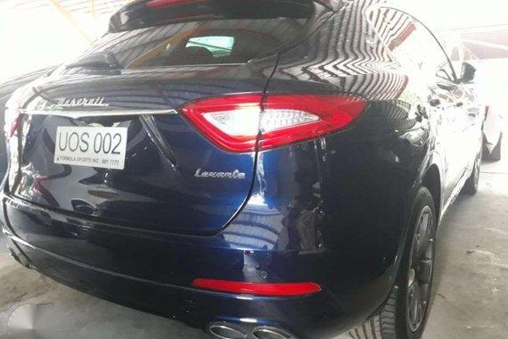 2017 Maserati Levante We buy car
