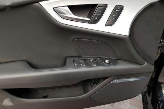 2014 Audi A7 30TFSI 24tkm Rs7 look