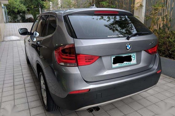 2011 BMW X1 3.0 Xdrive - only one in the country