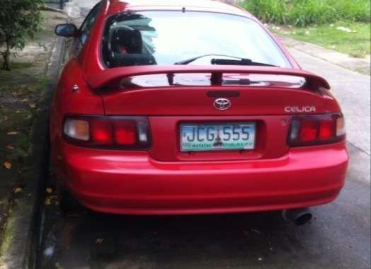 1996 Toyota Celica 25th anniv orig lhd
